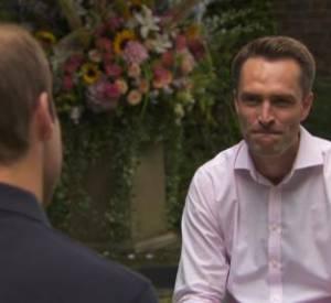 Extrait du reportage Prince William's Passion: New Father, New Hope qui sera diffusé le 15 septembre sur CNN.