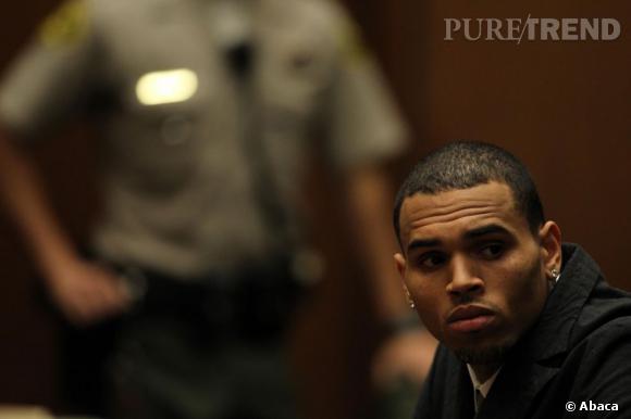 Chris Brown, 1000 heures de travaux d'interêt général pour le rappeur.