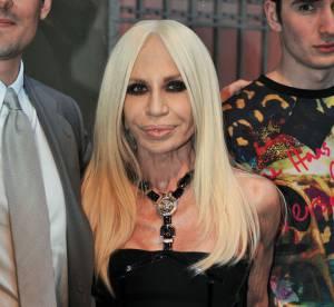 Donatella Versace : meurtre de son frere et dependance a la drogue, un biopic sur sa sombre traversee