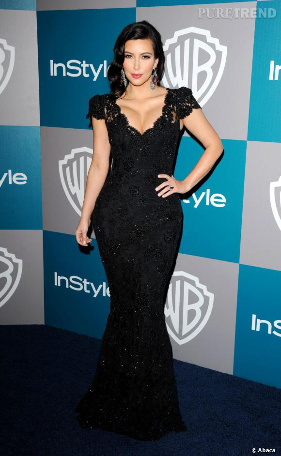 Kim Kardashian aurait boosté son postérieur grâce à des injections de graisse.