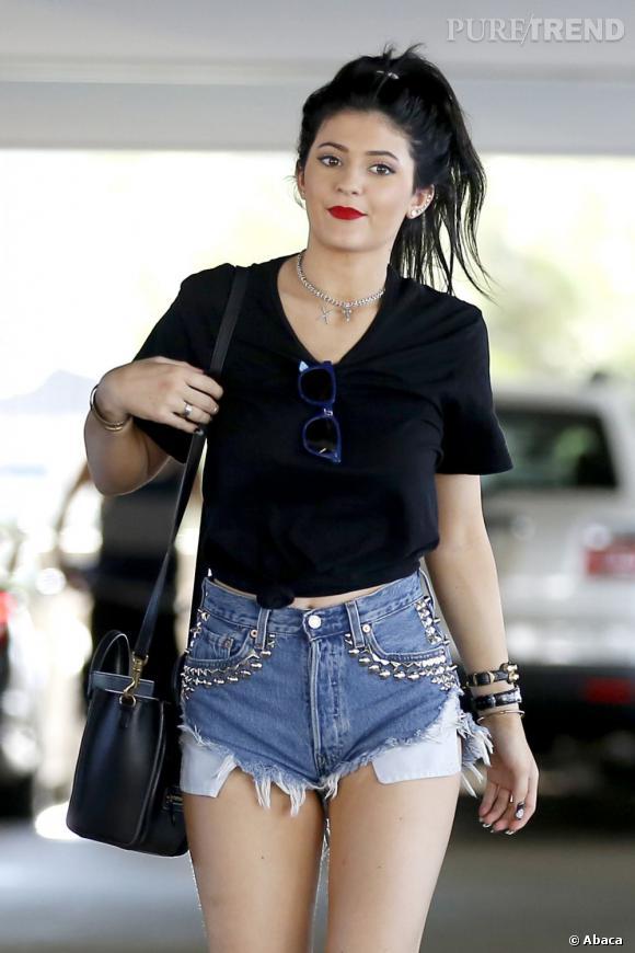 Kylie Jenner vient de fêter son 16ème anniversaire en grande pompe.
