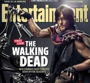 """De nouveau Norman Reedus pour """"The Walking Dead""""..."""