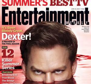 """Michael C. Hall nous hypnotise pour la dernière saison de """"Dexter""""."""