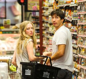 Amanda Seyfried, Justin Long, Ed Westwick... : les couples du week end