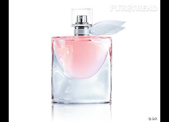 Les nouveaux parfums de la rentrée 2013    Eau de parfum légère La Vie est Belle de Lancôme, 50 € les 30 ml