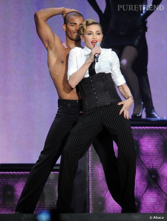 Brahim Zaibat se confie sur sa relation avec Madonna chez RTL.