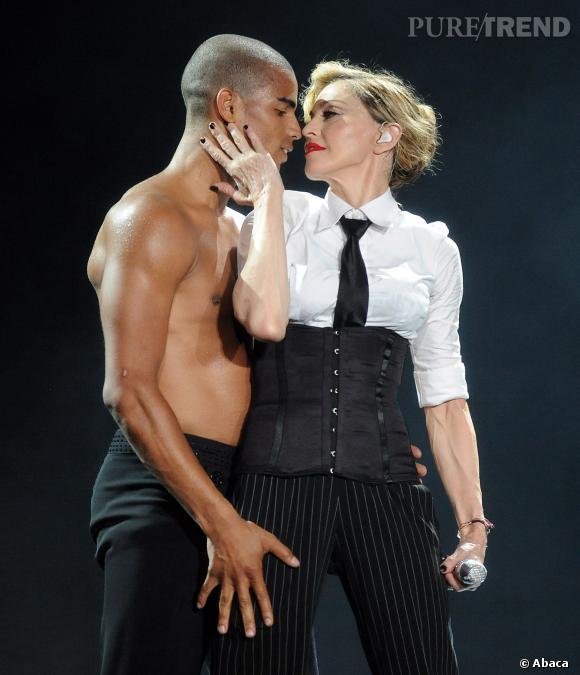 Brahim Zaibat et Madonna, leur vie n'a pas changée depuis qu'ils sont ensemble... Très romantique tout ça !