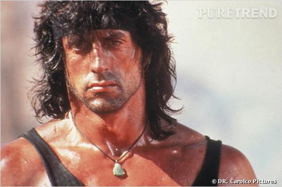 "Sylvester Stallone, un Rambo ""un peu figé"" selon Catherine Deneuve."