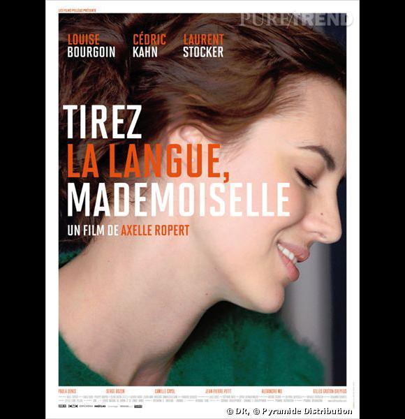 """Louise Bourgoin dans """"Tirez la langue mademoiselle""""."""