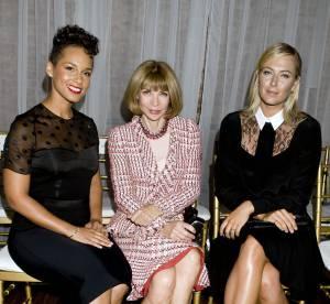 Alicia Keys, Anna Wintour et Olivia Palermo : le best of des front rows new-yorkais
