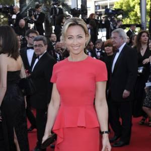 """Anne-Sophie Lapix devrait faire ses débuts au cinéma dans le film """"Bon rétablissement"""" réaliser par Jean Becker."""