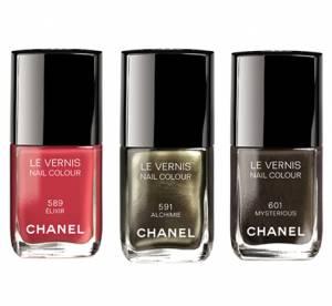 Chanel, Dior, Burberry, Givenchy : les nouveaux vernis à ongles de l'automne