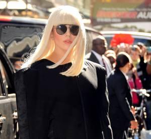 Lady Gaga, pas de cagoule mais pas de culotte non plus !