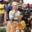D'accord, AnnaSophia Robb est la nouvelle Carrie Bradshaw mais là le mélange est un peu dur.
