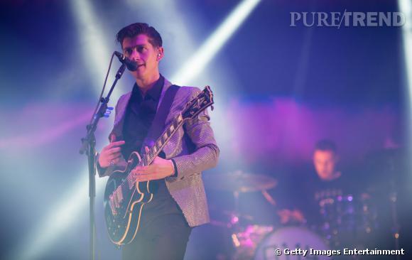 Les Arctic Monkey sortent leur nouvel album AM.
