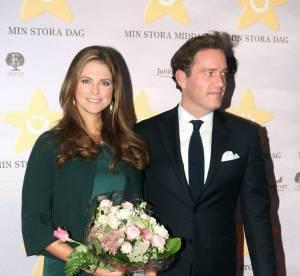 La Princesse Madeleine de Suede : une grossesse avec style