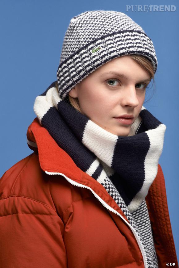Shopping tendance : le look marin      Lookbook Lacoste L!ve Automne-Hiver 2013/2014