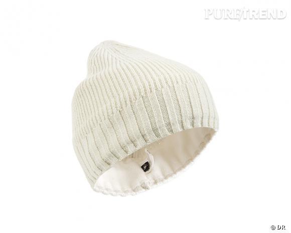 Shopping tendance : le look marin      Bonnet Gaastra, 30 €