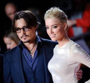 Johnny Depp, 50 000 dollars de diamants pour Amber Heard