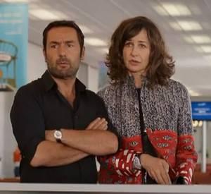 Dans la bande-annonce du film, on découvre un couple très drôle formé par Gilles Lellouche et Valérie Lemercier.