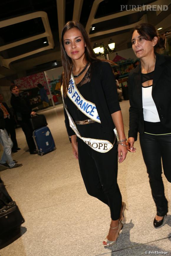 Marine Lorphelin, 1ère dauphine Miss Monde 2013 est également Miss World Europe.