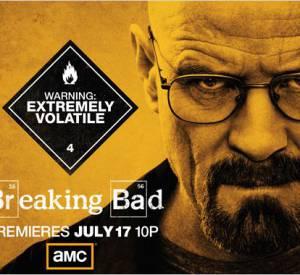"""Walter White (joué par Bryan Cranston) un super vilain de """"Breaking Bad""""."""