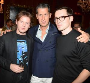 Christopher Kane, Stefano Tonchi et Erdem célèbrent la sortie du nouveau livre du portraitiste Craig McDean.