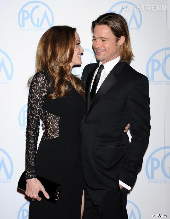 Angelina Jolie et Brad Pitt se seraient-ils mariés en secret ?