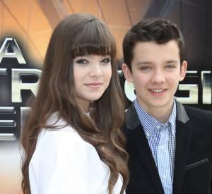 Hailee Steinfeld et son partenaire dans le film, Asa Butterfield.