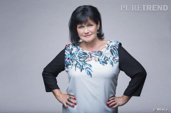"""Maurane, de retour pour la saison 10 de """"Nouvelle Star"""" sur D8."""
