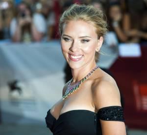 Scarlett Johansson : la femme la plus sexy de Esquire en 10 decolletes