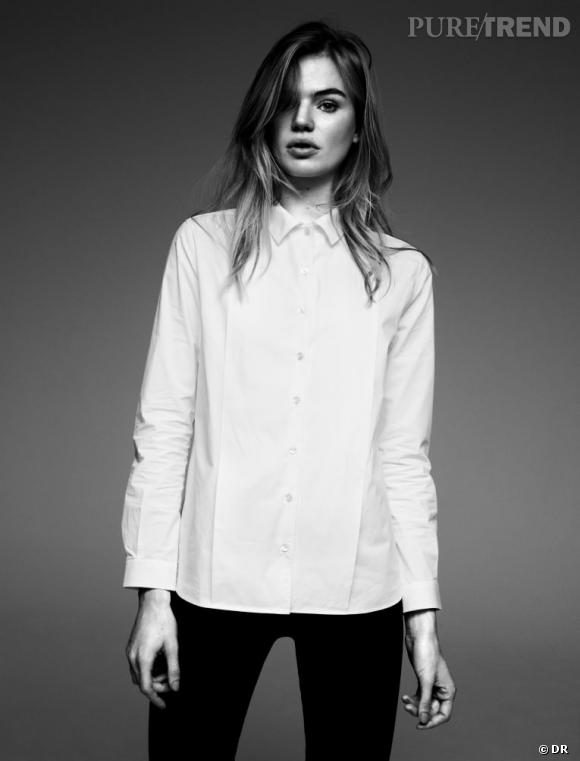 Chemise blanche Dress for Dinner, MIH, 189 €