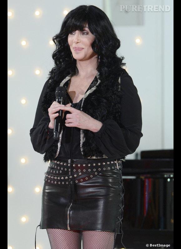 Cher se fait critiquer pour ses abus de chirurgie esthétique.