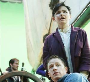 """Ginnifer Goodwin et Josh Dallas se sont rencontrés sur le plateau de """"Once Upon a Time""""."""
