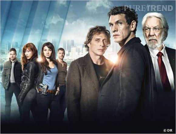 """TF1 diffuse ce soir, dès 20h50, les premiers épisodes de """"Crossing Lines"""", série internationale."""