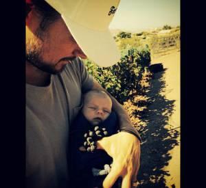 Josh Duhamel est accro à son fils !