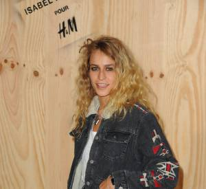 Alice Dellal à la soirée de lancement de la collection Isabel Marant x H&M.