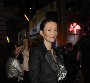 Audrey Marnay à la soirée de lancement de la collection Isabel Marant x H&M.