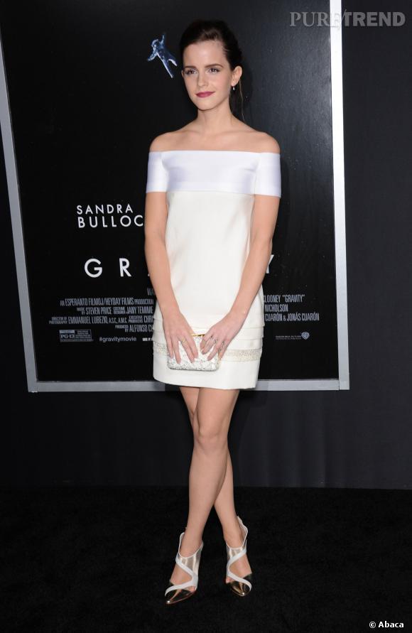 Emma Watson l'ex sorcière.