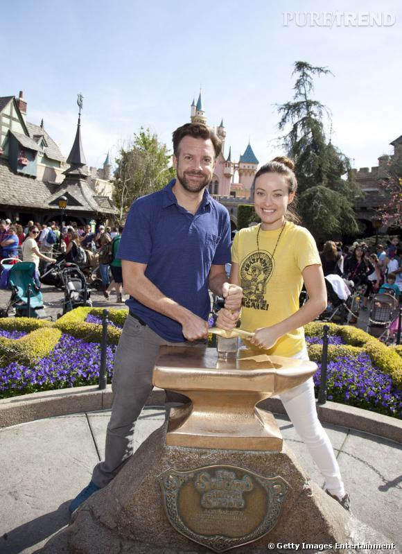 Jason Sudeikis et Olivia Wilde attendent leur premier enfant.