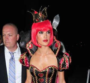 Alessandra Ambrosio, Fergie, Paris Hilton : les stars en avance pour Halloween