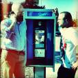 """""""Breaking Bad"""", un coup de téléphone pour Aaron Paul et Bryan Cranston."""