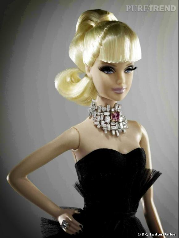 Les beauty looks de Barbies sont souvent... un peu too-much.