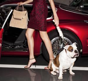 Carolina Herrera s'inspire de son chien pour sa nouvelle collection