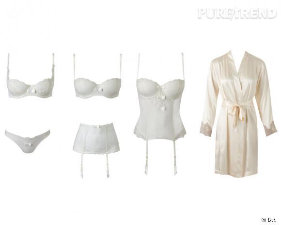 attractive price timeless design 100% authentic Le must have de Marijke : collection Mariage Aubade De ...