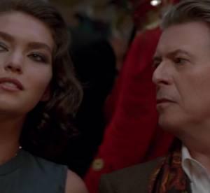 David Bowie charme Arizona Muse à Venise