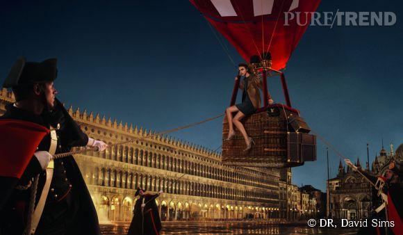"""Pour sa seconde """"Invitation au Voyage"""", Louis Vuitton nous emmène à Venise."""