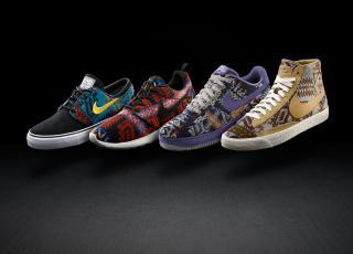 Nike, Urbanears, Dr Martens : les collabs de Pendleton pour cet hiver 2013
