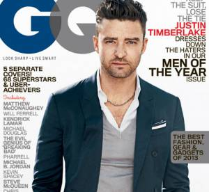 Justin Timberlake et sa coupe façon Robin Thicke, futur Man of the Year GQ ?