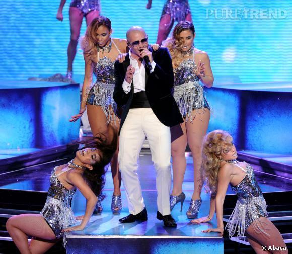 Pitbull lance ses premiers parfums.